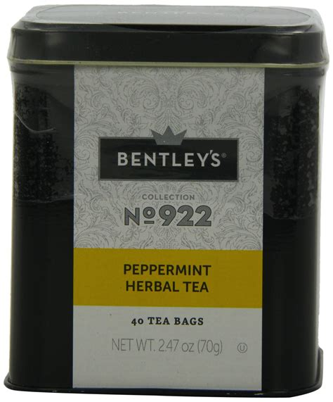 Does Bentleys Peach Tea Have Caffeine