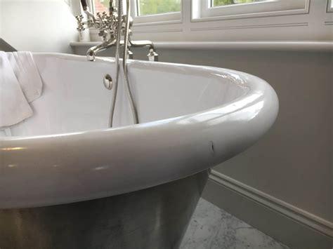 Enamel Bath Tub by Enamel Coated Bath Tub Chip Repair Bespoke Repairs
