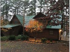 *New Private Cabin On Greer's Ferry Lake VRBO