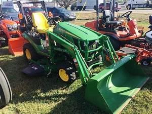 2015 John Deere 1025r Tractor For Sale  150 Hours