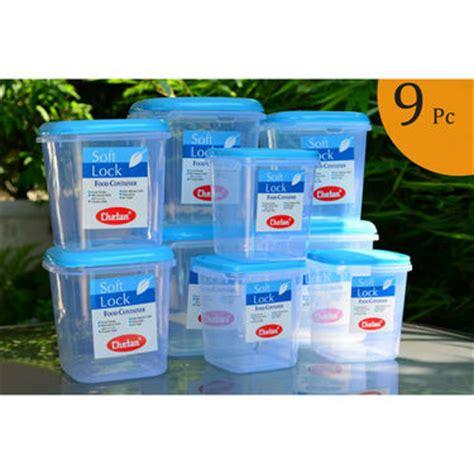 Kitchen Containers Naaptol by Buy Chetan Set Of 9 Pcs Plastic Airtight Kitchen Storage