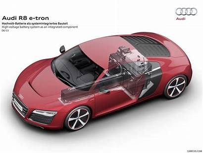 Audi R8 Tron Component Voltage Integrated Technical