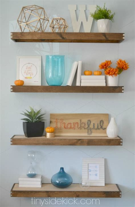 Decorating Ideas For A Bathroom Shelf by Fall Home Tour Fall And Home Decor Autumn