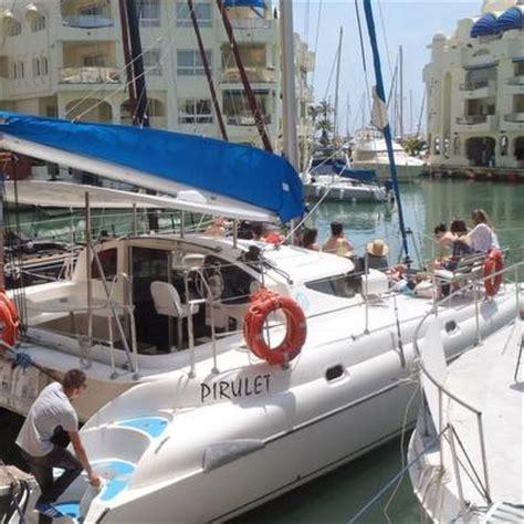 Group Catamaran Marbella by Hen Catamaran Marbella Hen Catamarans Party