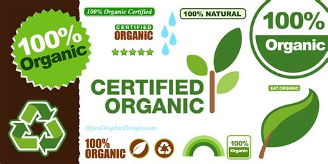 Download Organic Eco Green Graphics  Opengraphicdesign