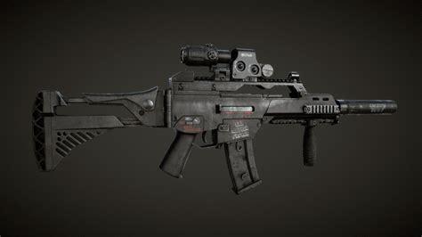 peter gazso hk gc rifle