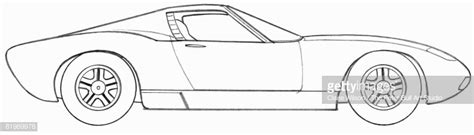 gallery cool sports cars drawing outline drawings art