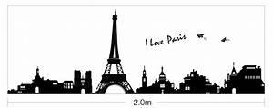 i love paris la tour eiffel wall stickers removable home With awesome paris wall decals australia