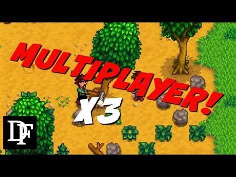 Multiplayer Makeshift Mod Stardew Valley