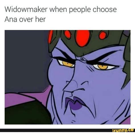 Widowmaker Memes - 25 best memes about widowmaker triggered widowmaker triggered memes