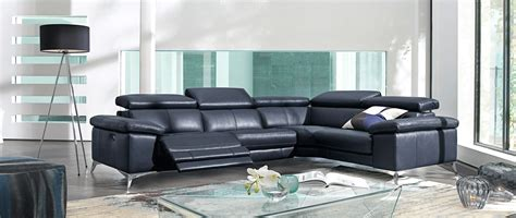 cuir center canapé canapés d 39 angle en cuir cuir de buffle cuir et tissu