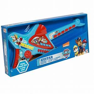 Paw Patrol Set : new paw patrol toy guitar set ebay ~ Whattoseeinmadrid.com Haus und Dekorationen