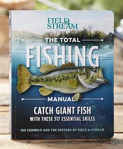 The Total Fishing Manual  With Images