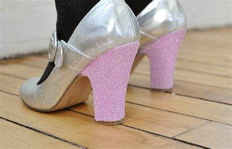 How To Add Glitter To Your Shoes