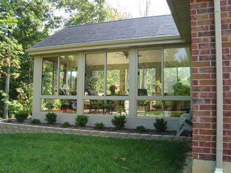 How Much Does An All Season Room Cost by Diy Sunroom Plans Aluminum Kits Curved Gl Patio Enclosures