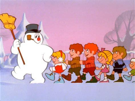 Frosty Frosty Parade Animations Pinterest Snowman