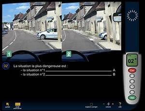 Code De La Route Question : permis de conduire passer son code de la route sur internet ~ Medecine-chirurgie-esthetiques.com Avis de Voitures