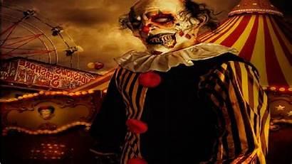 Clown Scary Killer Wallpapers Creepy Joker Evil