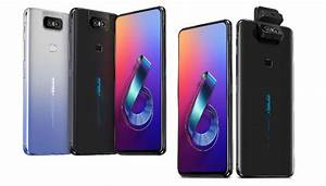 Asus Announces Zenfone 6 With Flip