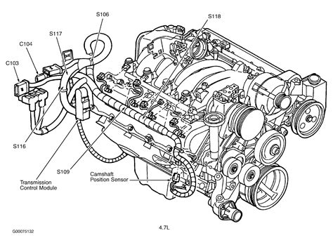 Jeep Grand Cherokee Engine Diagram
