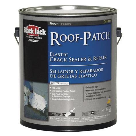Shop Black Jack 36 Quart Elastomeric Roof Sealant At