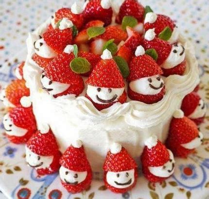cakes decorated with strawberries strawberry cake decoration ideas birthday cakes