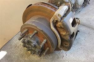 13 Ford F350 F250 Axle Assembly Rear Differential W   Brake