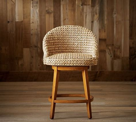 Seagrass Bar Stools Swivel Pin By On For The Home