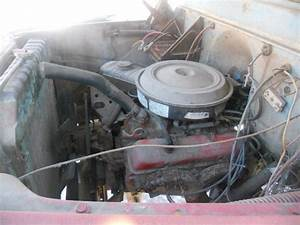 1958 Chevy Apache Big Back Window Napco 4x4 For Sale