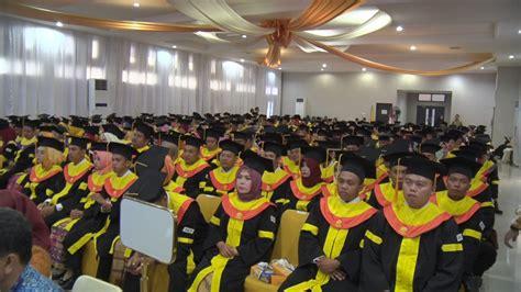 universitas terbuka wisuda  sarjana potretbengkulu