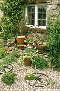 Gartendeko Selber Bauen : gartendeko basteln f hren sie einen l ndlichen hauch in den garten ein ~ Yasmunasinghe.com Haus und Dekorationen