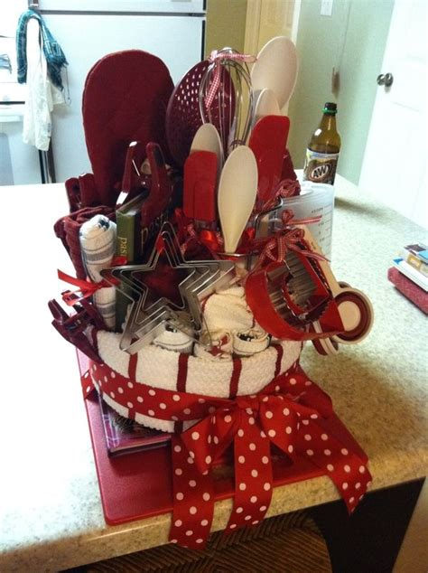 Kitchen Tea Gift Wrapping Ideas by 148 Best Bridal Shower Kitchen Tea Gifts Hers Images