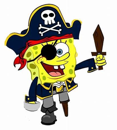 Spongebob Pirate Transparent Related