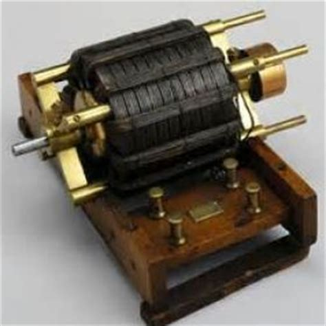 Invention Of Electric Motor by Electric And Tesla On