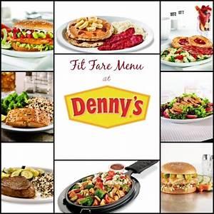 Denny's Fit Fare Menu #DennysDiners - Eat Move Make