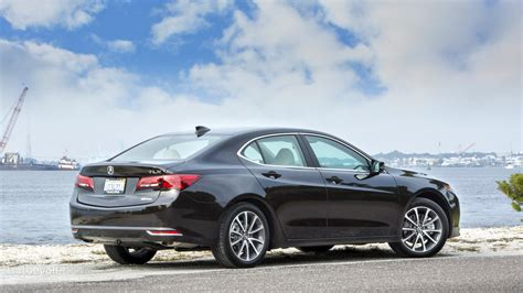 Acura Tlx Reviews 2015 acura tlx review autoevolution