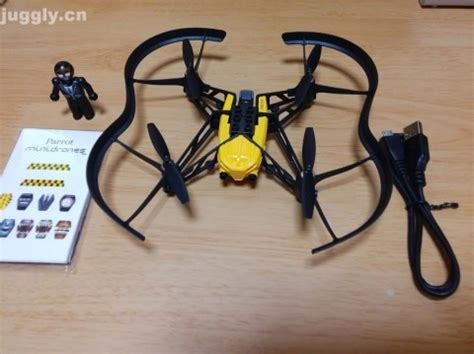 androidparrotairborne cargo drone travis jugglycn