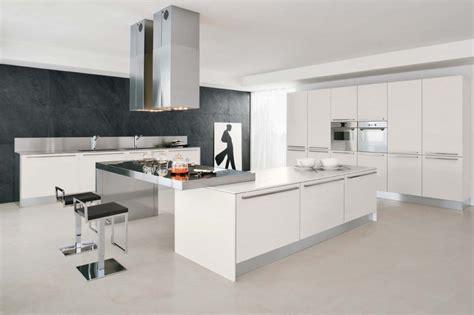 photo de cuisine design cuisines armony avec poignées