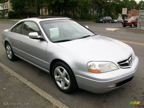 2001 satin silver metallic acura cl 3 2 type s 18507417