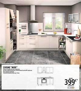Cuisine Aménagée Brico Depot : les cuisines brico d p t le blog des cuisines ~ Mglfilm.com Idées de Décoration