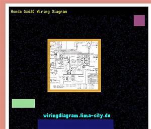 Honda Gx630 Wiring Diagram  Wiring Diagram 175124