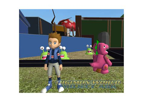 Download Game Digimon 3 Psx