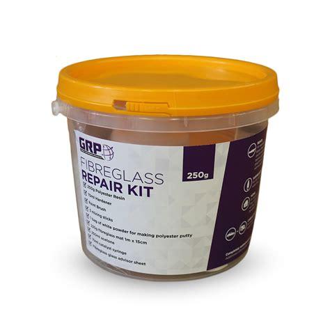 grp fibreglass repair kit kg