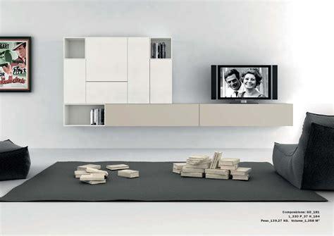 Mobili Salotto Sospesi  Idee Per Il Design Della Casa