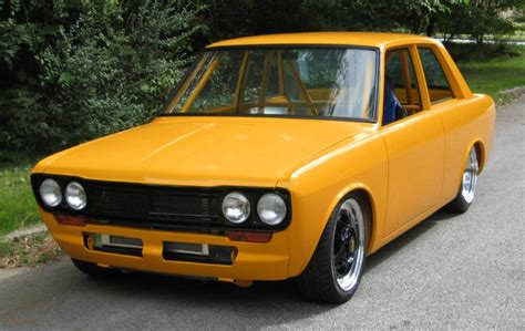 Datsun 510 Turbo by Turbo Rotary Datsun 510