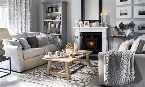 From delicate to daring, from. Grey living room ideas   Ideal Home