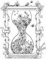Coloring Dreamy Gazebo 738px 51kb sketch template