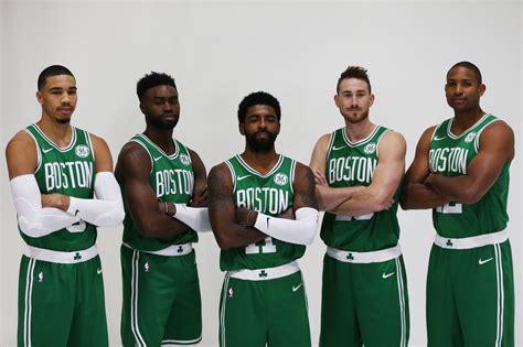 boston celtics  takeaways    media day