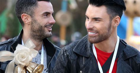 rylan clark and dan neal to on saturday with