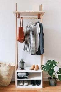 Rangement Chaussures Penderie : une penderie dressing pour un rangement dans la chambre ~ Premium-room.com Idées de Décoration